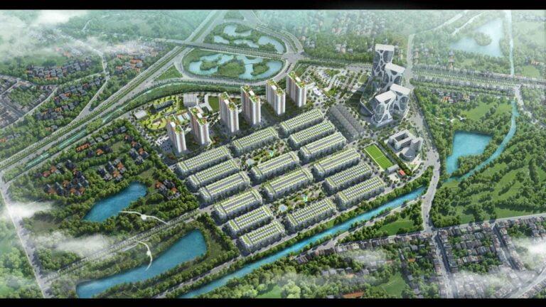 Khu đô thị Him Lam Green Park, Đại Phúc, TP. Bắc Ninh, Bắc Ninh
