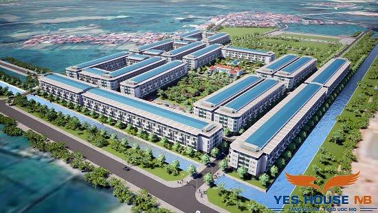 Khu đô thị mới Yên Phong City