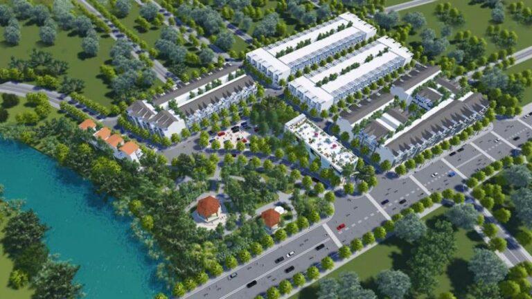 Khu đô thị Nam Hồng Garden
