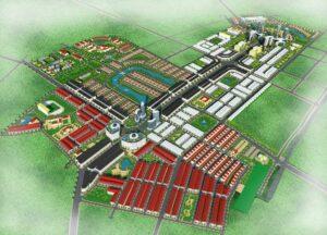 Bán đất nền dự án Nam Hồng