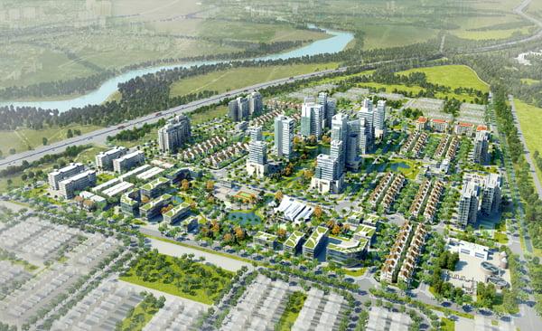 Khu đô thị Viglacera Yên Phong, Bắc Ninh