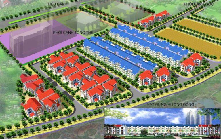 Khu nhà ở Huyền Quang 2, Phường Võ Cường, Bắc Ninh