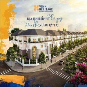 Khu đô thị Vinh Heritage (Mipec Tràng An)