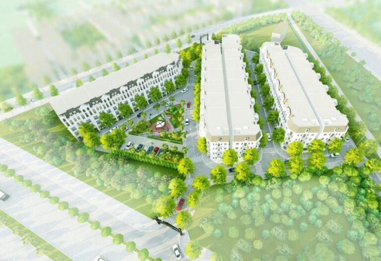 Đất nền Yên Trung Residence Bắc Ninh