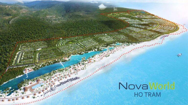 NovaWorld Hồ Tràm Bình Châu, Nhà phố, Shophouse, Biệt thự