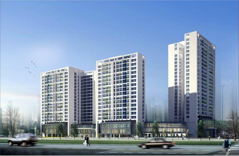 Nhà ở xã hội UDIC EcoTower Hạ Đình