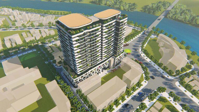 """5 lý do """"hút"""" nhà đầu tư của tổ hợp dự án Ha Noi Phoenix Tower"""