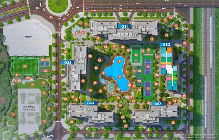 Vinhomes Smart City The Grand Sapphire