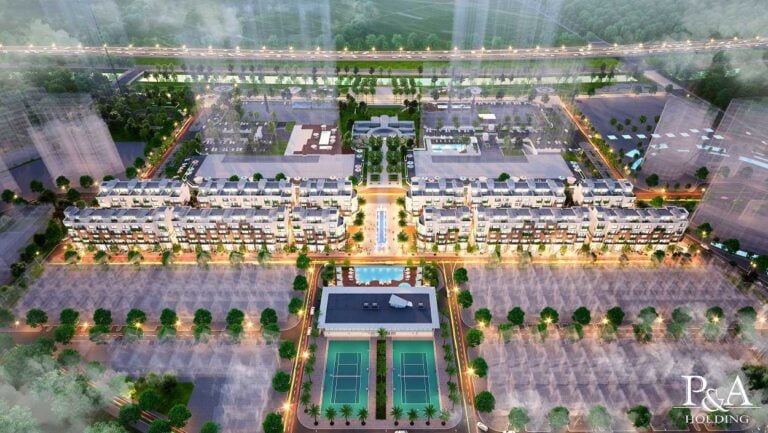 Shophouse Hà Nội Garden City