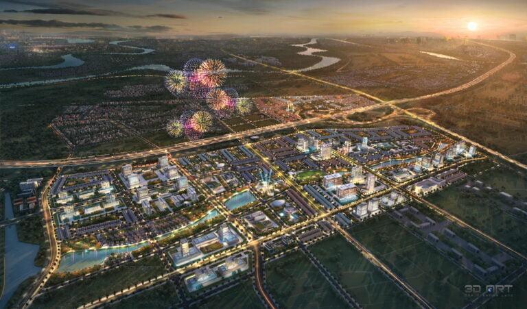 Dự án khu đô thị Kim Đô, Yên Phong, Bắc Ninh