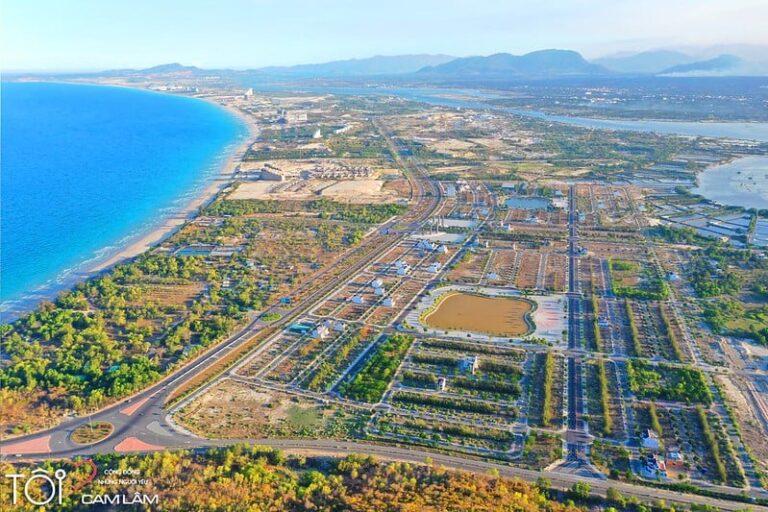 Đất nền Cam Lâm gần Biển Bãi Dài