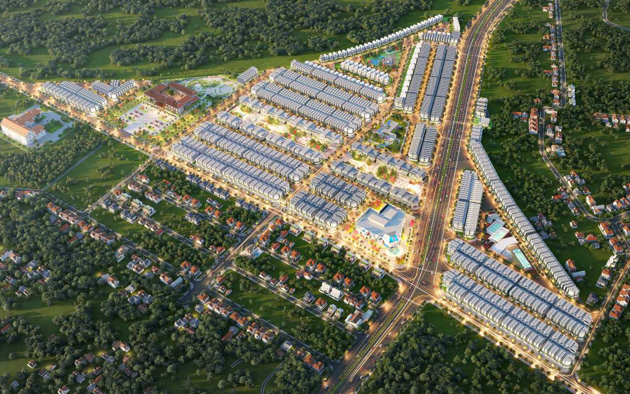 Dự án Diamond City
