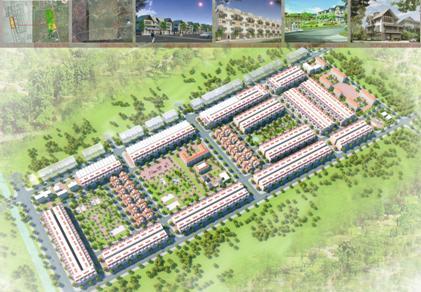 Khu đô thị Dabaco Thuận Thành