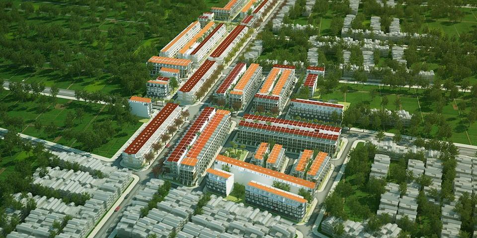 Khu đô thị Hương Mạc