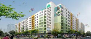 Dự án Khu nhà ở xã hội tại ô đất quy hoạch K-1 phường Phương Canh, quận Nam Từ Liêm