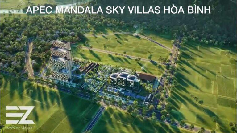 APEC MANDALA Căn hộ khoáng nóng sky villas