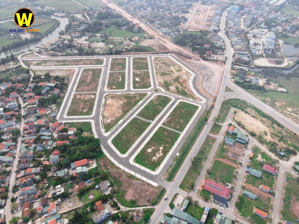 Khu dân cư Thương mại dịch vụ ASC Móng Cái
