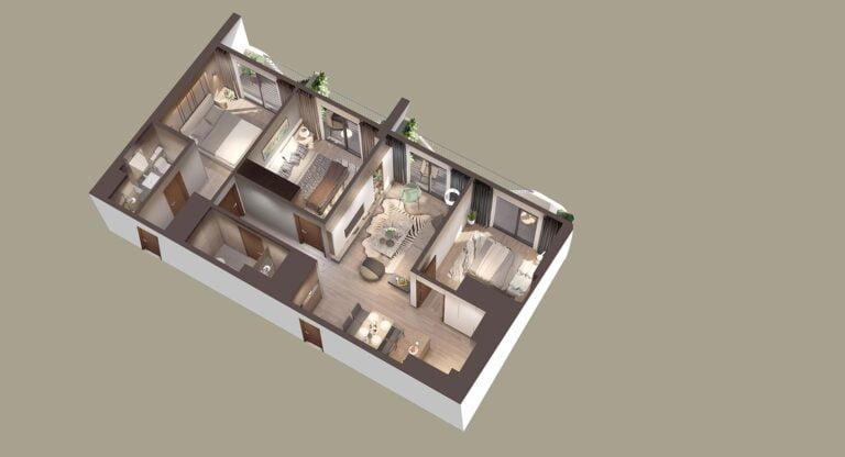 Danh sách khách hàng ký hợp đồng mua bán, đặt cọc cho thuê nhà ở xã hội đợt 2 tại Phương Canh