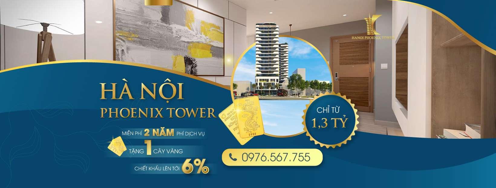chung cu hanoi phoenix tower