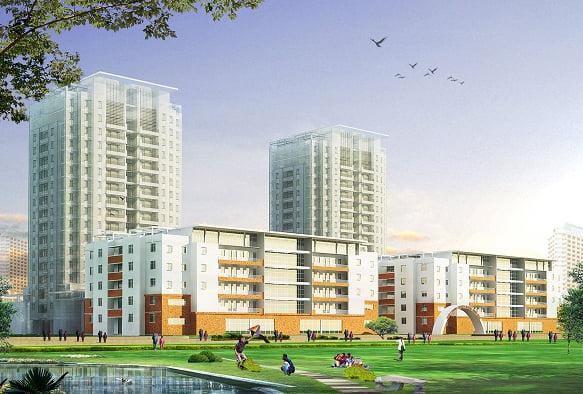 Chung cư Hòa Long, Kinh Bắc, Bắc Ninh