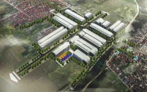 Dự án khu đô thị mới Hương Mạc