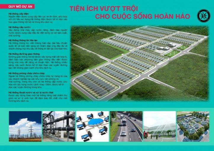 Dự án Khu công nghiệp APEC Đa Hội