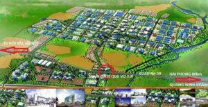 Dự án Khu công nghiệp – đô thị Quế Võ III
