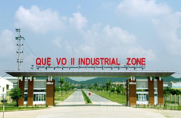 Khu công nghiệp Quế Võ II