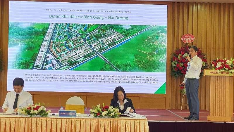 HUDLAND Bình Giang Hải Dương