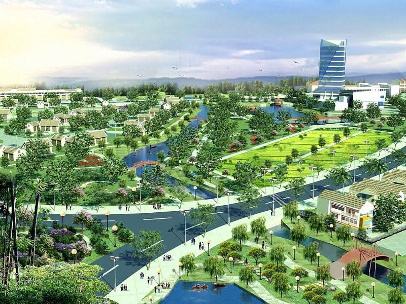 Dự án khu dân cư mới Bình Giang