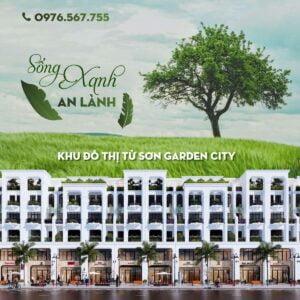 Tháng 6 rực rỡ - Ưu đãi hết cỡ - Biệt thự Từ Sơn Garden City