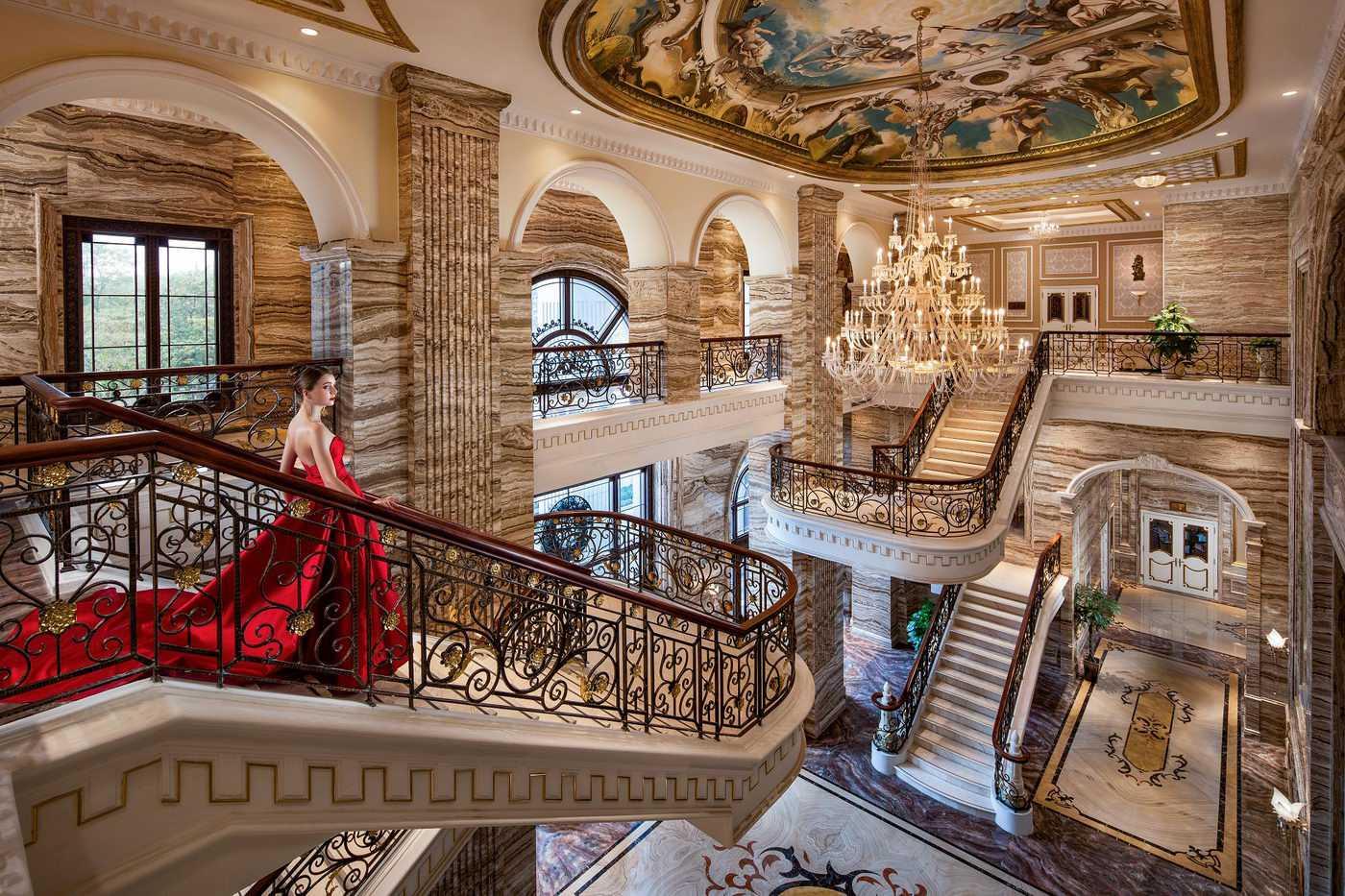 Cung điện D'. Palais Louis kiệt tác vượt thời gian