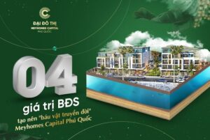 Dự án Meyhomes Capital Phú Quốc