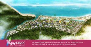 Dự án Hải Giang Merry Land Quy Nhơn