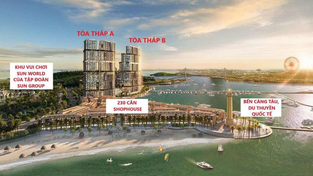 Dự án Sun Marina Plaza - Căn hộ và Shophouse Hạ Long