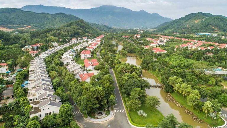 Chính thức ra mắt phân khu C Xanh Villas – biệt thự đồi đẳng cấp 1-0-2 phía tây Hà Nội