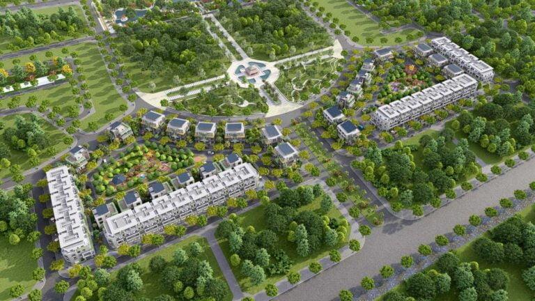 Lan Viên Villa – Dự án đáng chú ý tại KĐT Đặng Xá, Gia Lâm