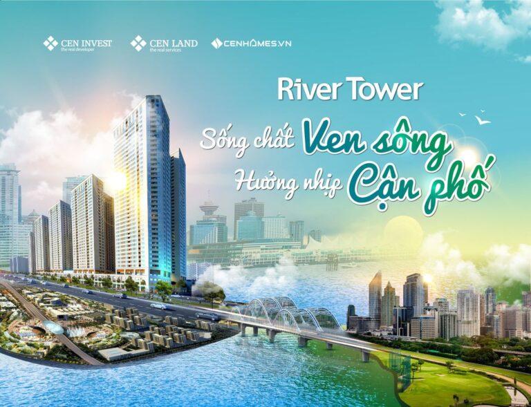 Chung cư Euro River Tower– chỉ từ 220tr nhận nhà ở ngay – căn hộ 3 mặt hướng sông