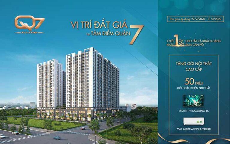 Căn hộ Q7 Boulevard Nguyễn Lương Bằng