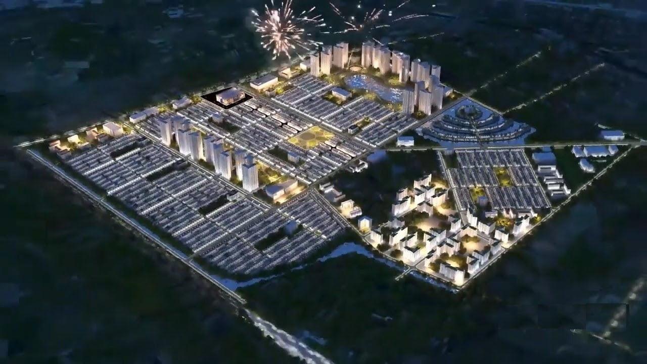 Dự án Vinhomes Dream City Hưng Yên