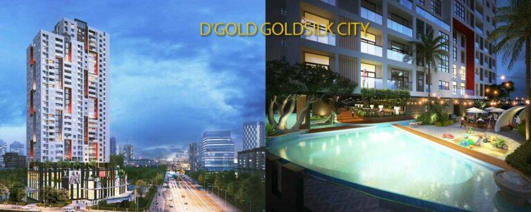 Chung cư D'Gold Goldsilk City đường Tố Hữu, Quận Hà Đông