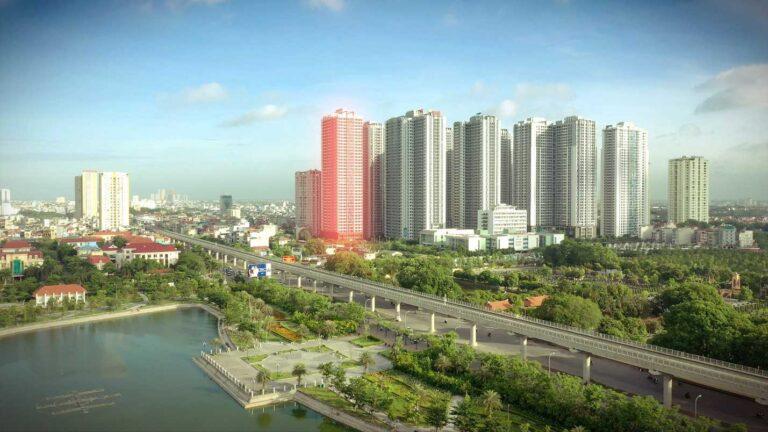 Diamond Goldmark City – TNR Goldmark City, số 136 Hồ Tùng Mậu