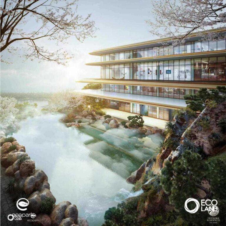 Báo Giá căn hộ Swan Lake Ecopark mới nhất