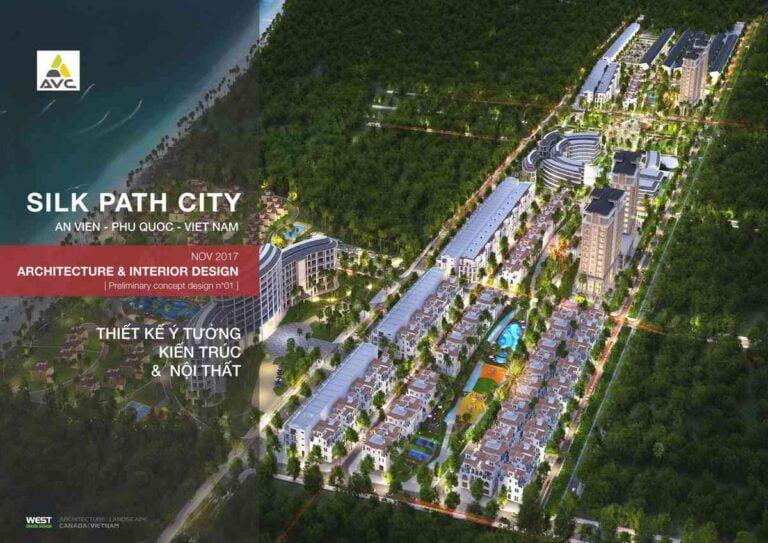"""The Silk Path City Phú Quốc – Thành phố """"con đường tơ lụa"""""""