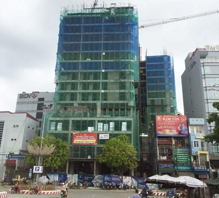 Update tiến độ thi công dự án chung cư cao cấp đầu tiên tại TP Cao Bằng 28/8/2021
