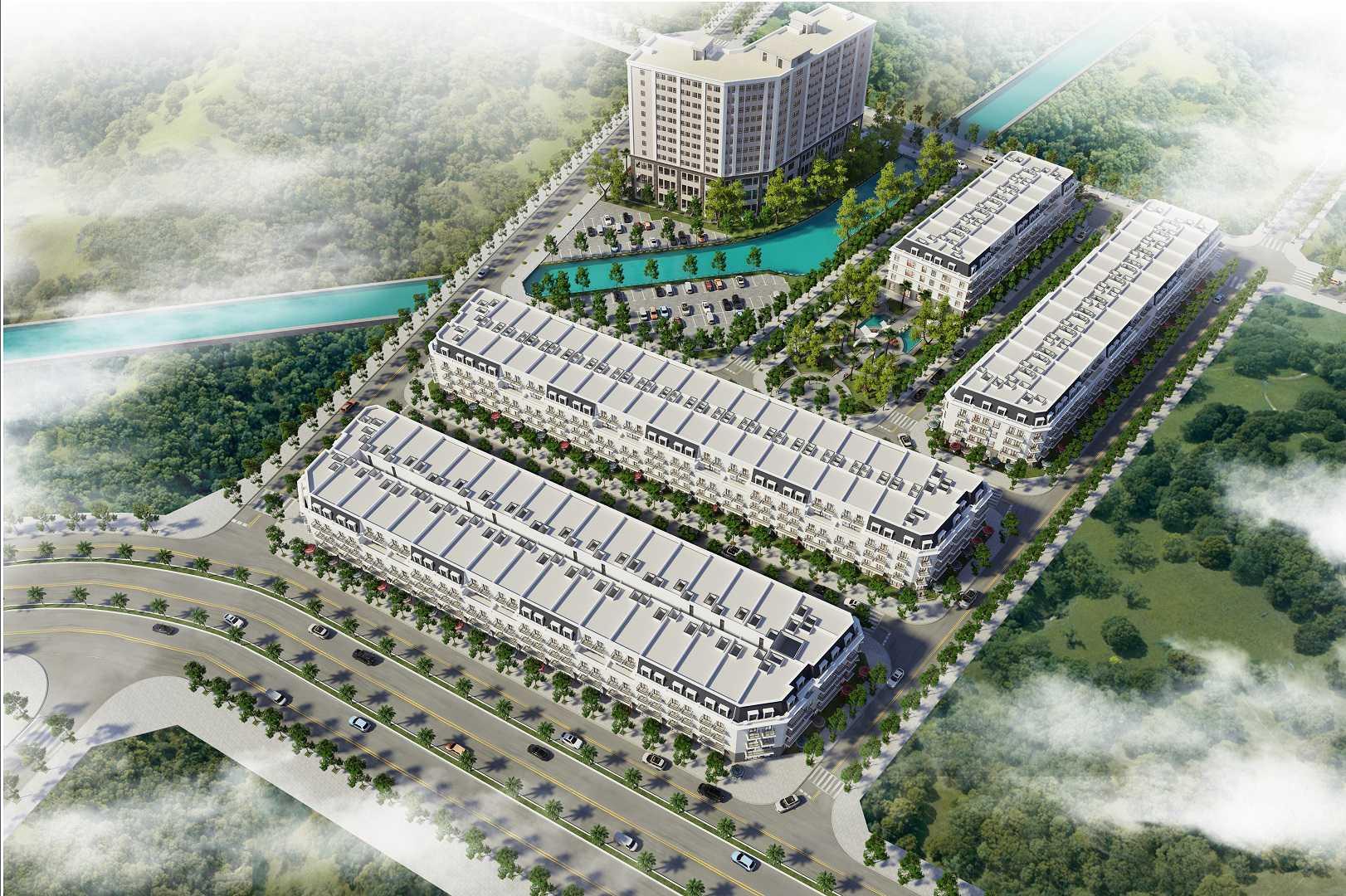 Dự án shophouse Korea Town Yên Phong Bắc Ninh - Chủ đầu tư Susan