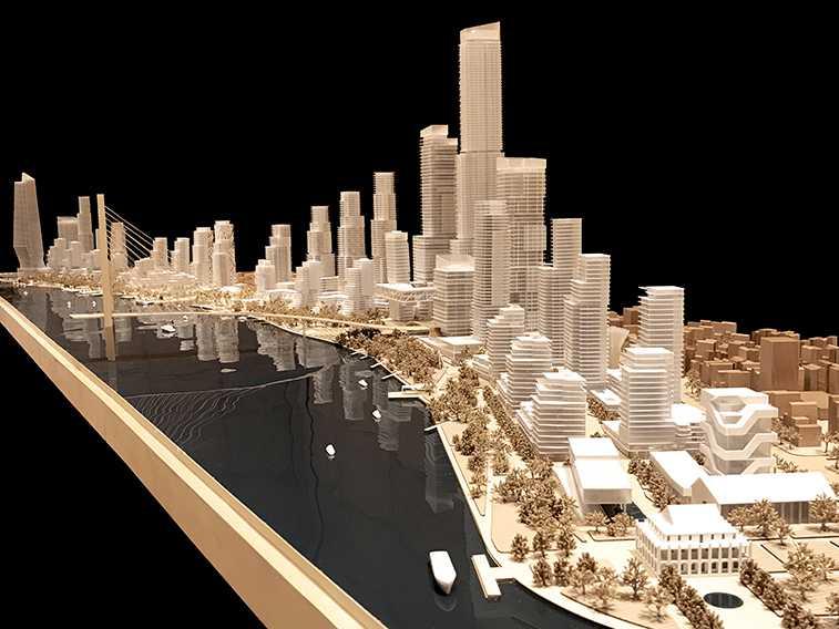 Dự án Khu phức hợp Cảng Nhà Rồng – Khánh Hội Quận 4 quy mô 31,5 ha