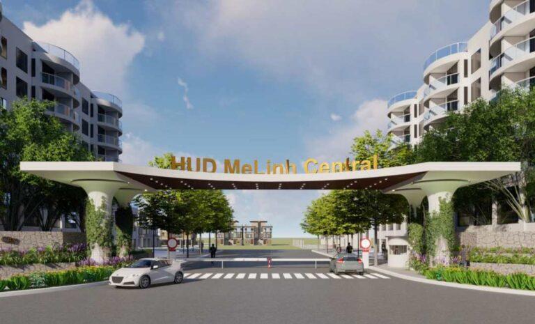 Dự án Hud Mê Linh Central