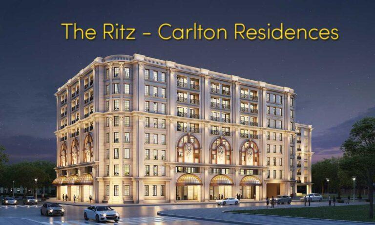 The Ritz- Carlton Residences, Hanoi tại The Grand