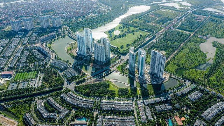 """Hà Nội sẽ hình thành những """"thành phố trong lòng thành phố"""""""